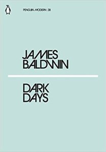 Dark Days James Baldwin cover