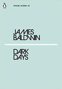 Dark Days James Baldwin cover