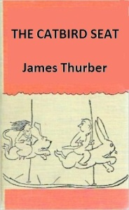 The Catbird Seat James Thurber cover